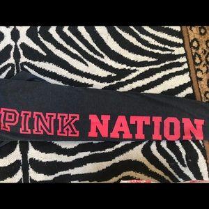 PINK Victoria's Secret Pants - Pink yoga pants